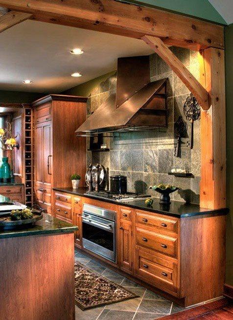 Cozinha dos Sonhos: Madeira