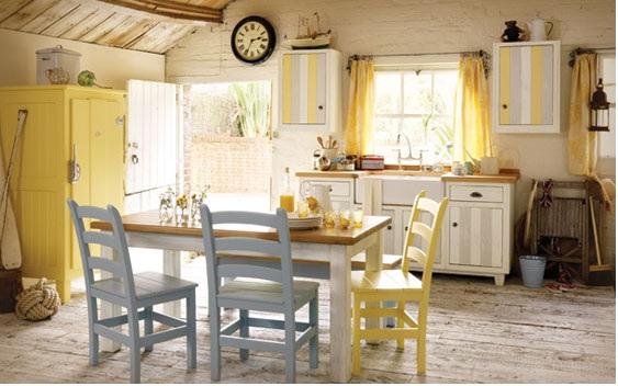 Cozinha dos Sonhos: Amarela