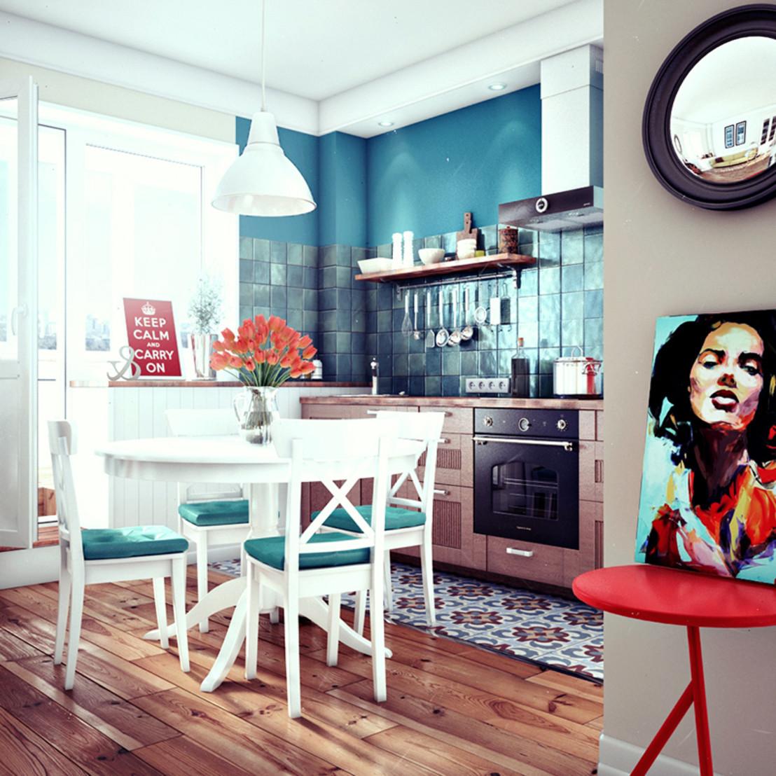 Cozinha dos Sonhos: Pequena e Charmosa Luiza Zaidan #A7242A 1108 1108
