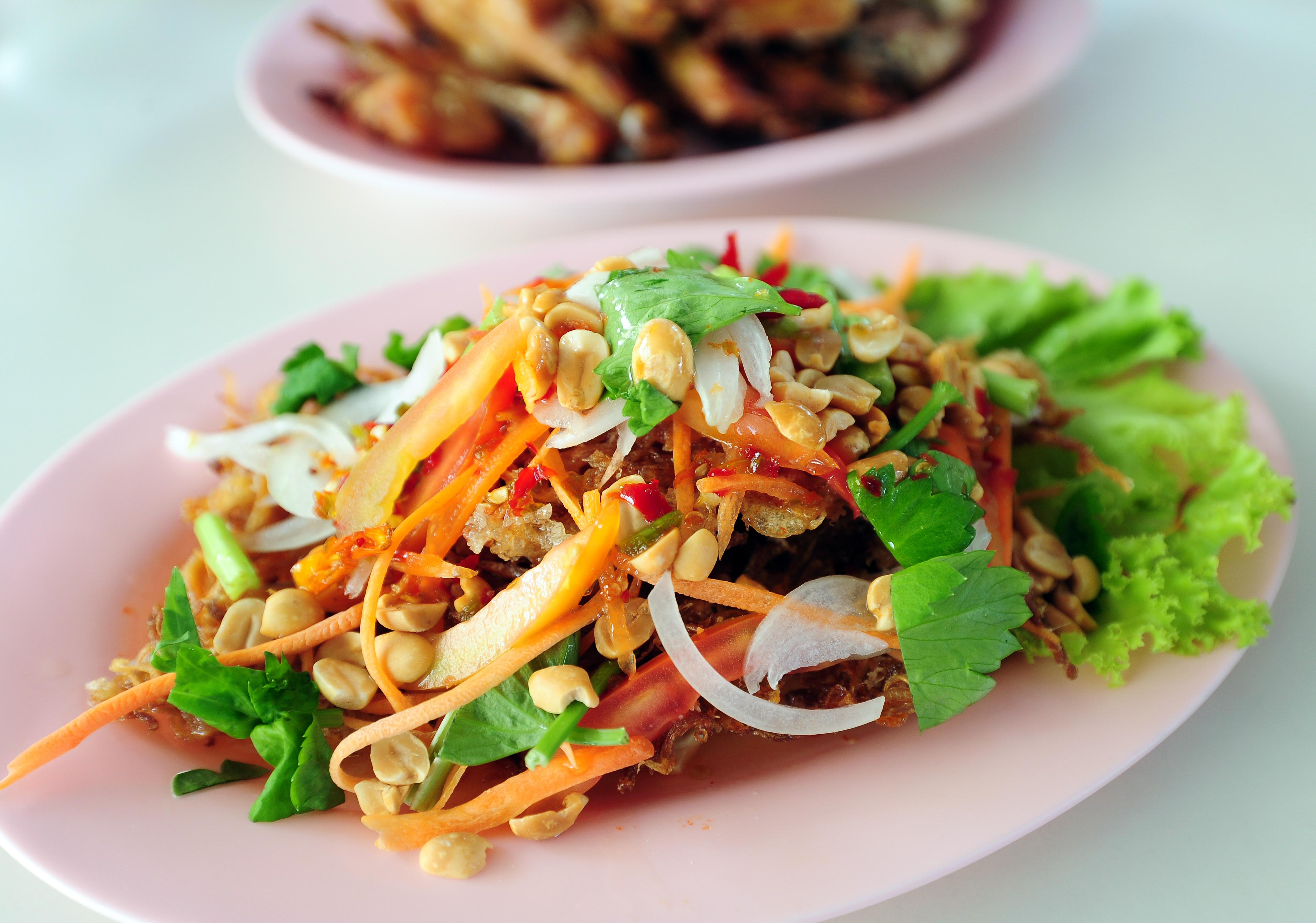 salada thai